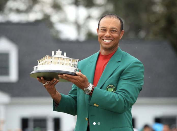 Tiger Woods back in the game with his 15th major title ...