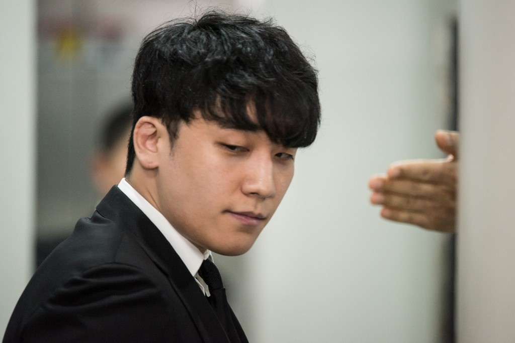 Former K Pop Idol Seungri Indicted On Prostitution And Gambling Charges The Independent News