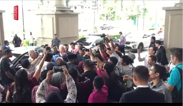 Trial of former Malaysian PM Najib over 1MDB scandal