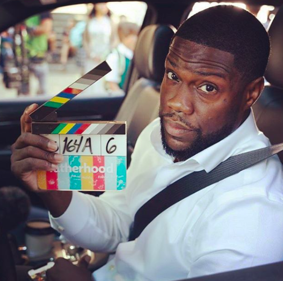 Kevin Hart starts walking after undergoing back surgery