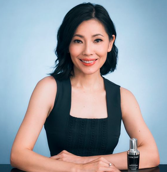 Sharon Au left Mediacorp because she was reprimanded for her ideas