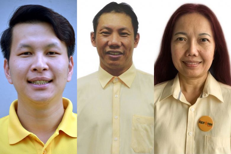 Former Reform Party members form new political party – Singapore United Party