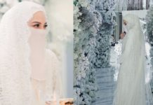 neelofa-makes-jaws-drop-with-wedding-dress-studded-with-5,000-swarovski-crystals,-ostrich-feathers