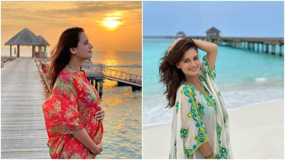 mommy-to-be-dia-mirza-is-the-queen-of-kaftans-and-breezy-dresses,-proof-in-pics