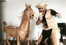 australian-art-director-creates-art-pieces-in-quarantine-using-brown-paper-bags-(video)