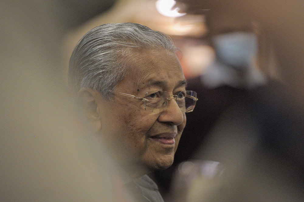 dr-mahathir-says-malaysia-should-swallow-bitter-pill-to-amp-up-fight-against-covid-19